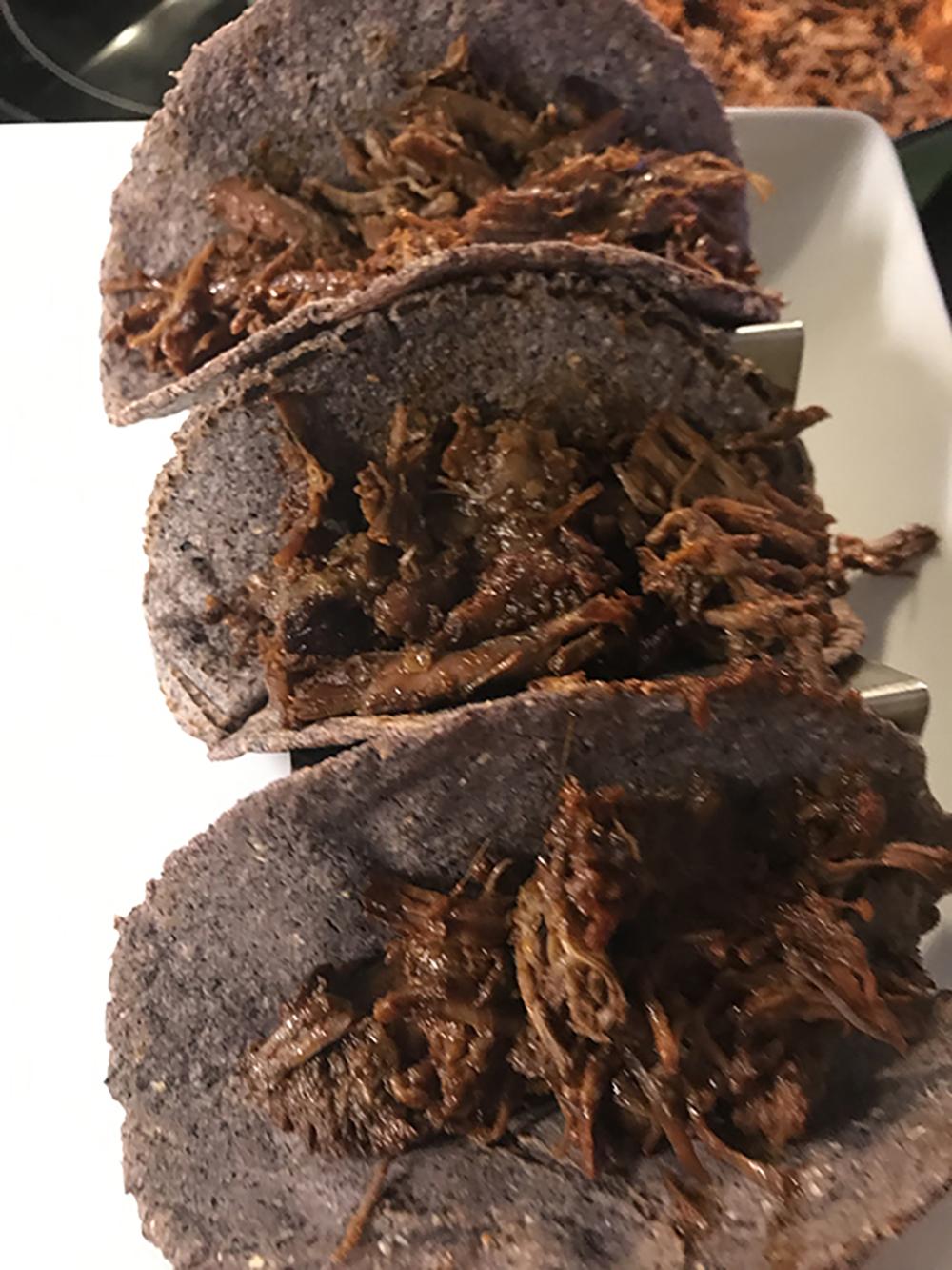 Birria de Res Tacos (Beef Birria Tacos) Mark Matthews