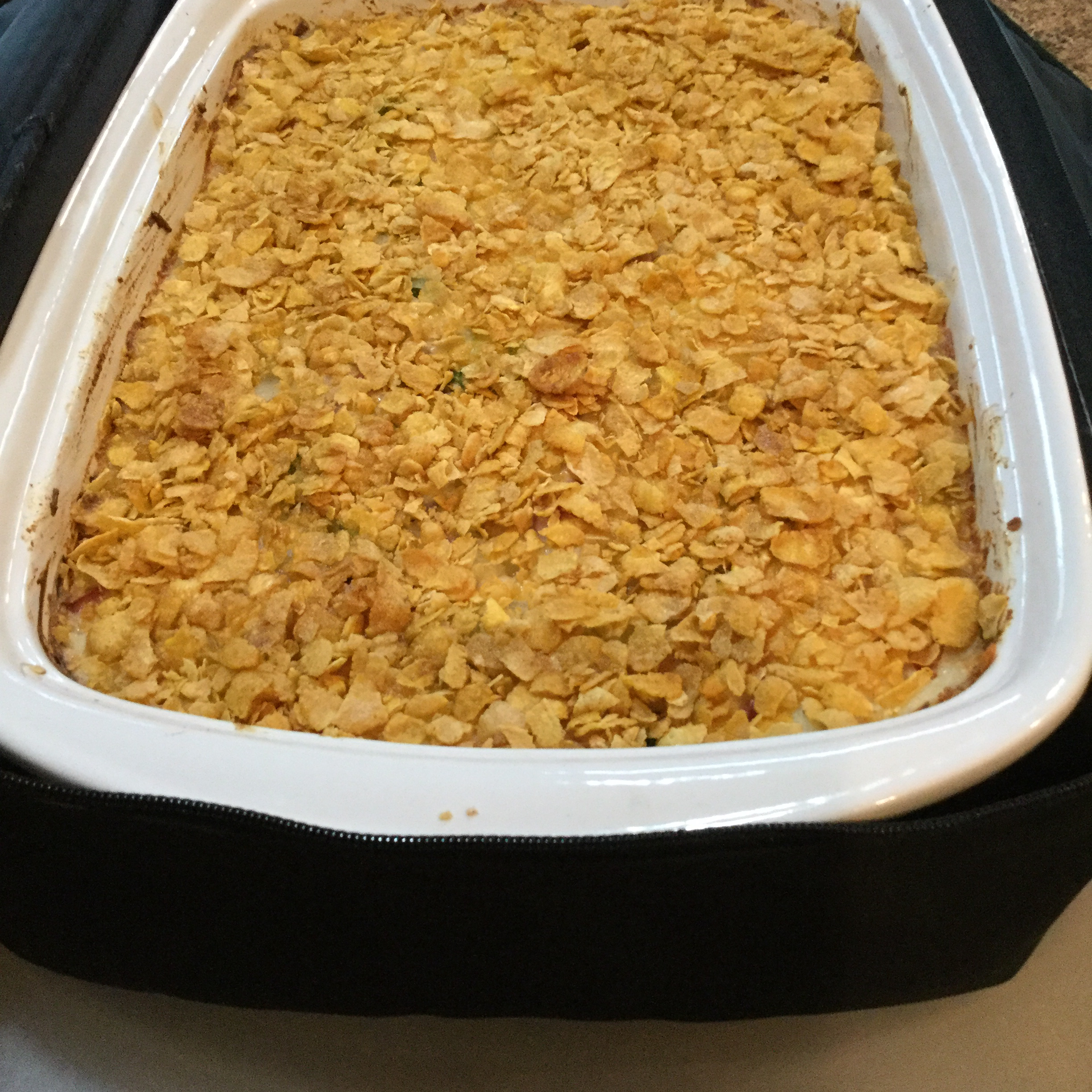 Lydia's Hash Brown Casserole