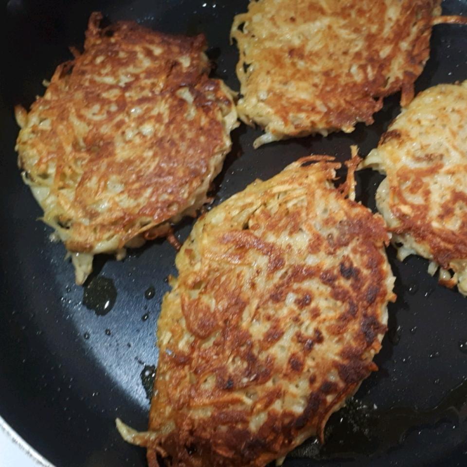 Ed's Potato Pancakes Gary E