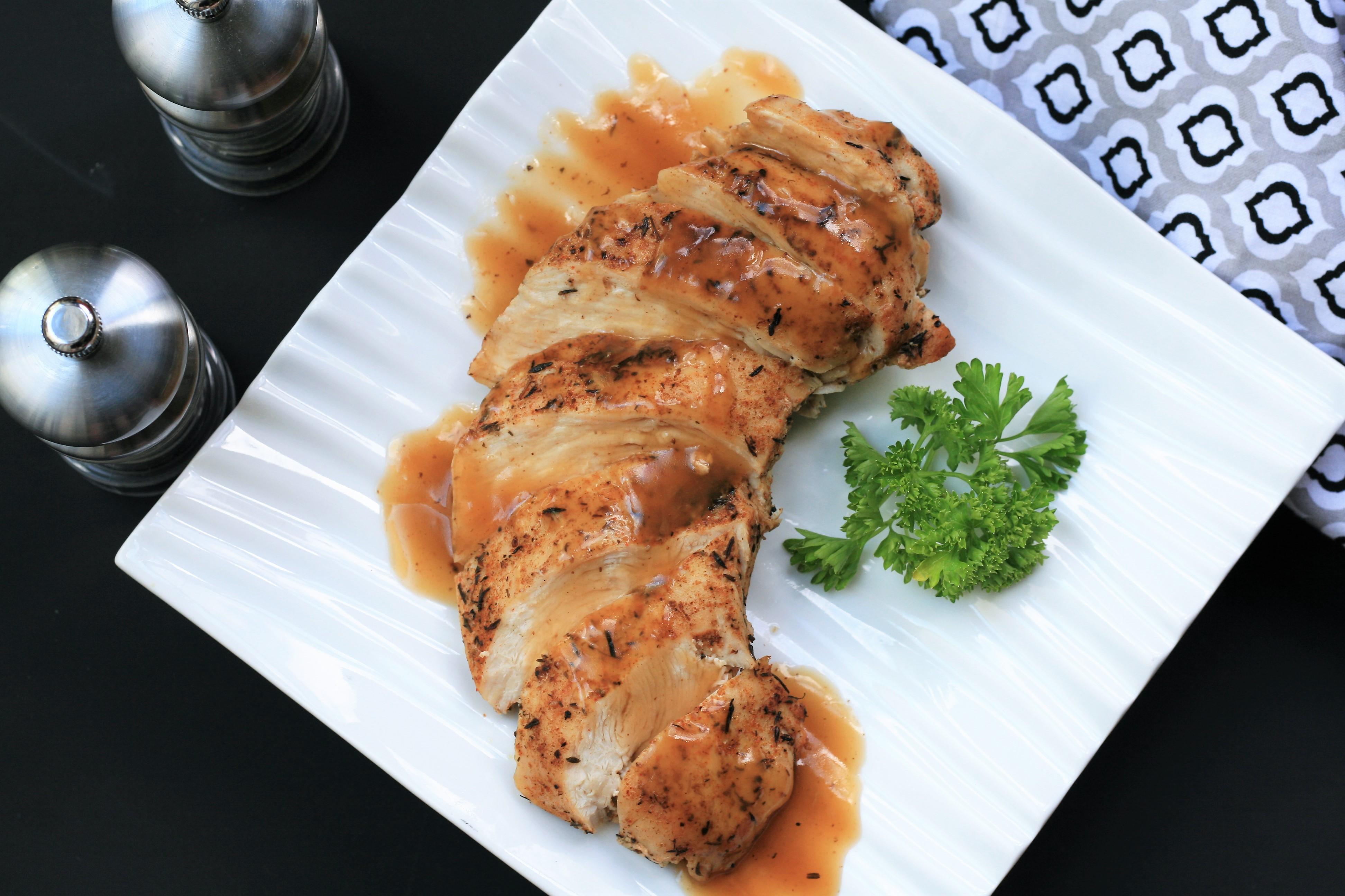 Instant Pot® Chicken and Gravy