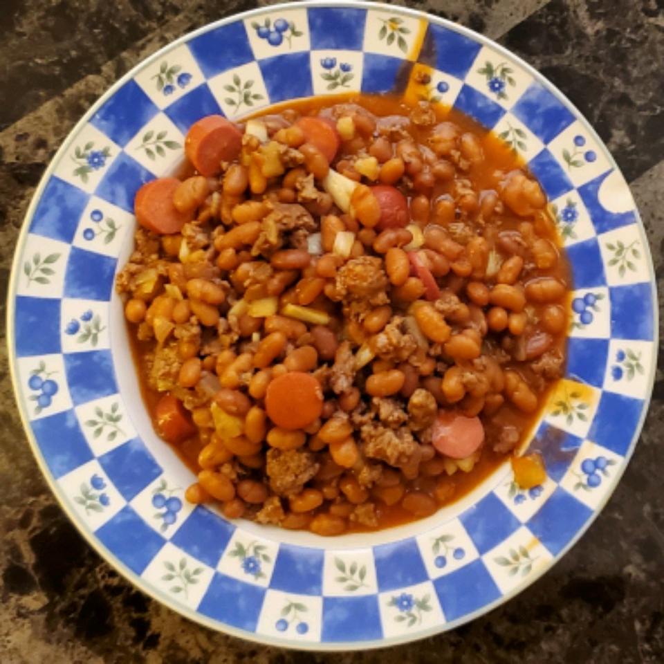 Better Baked Beans Brett Plunkett