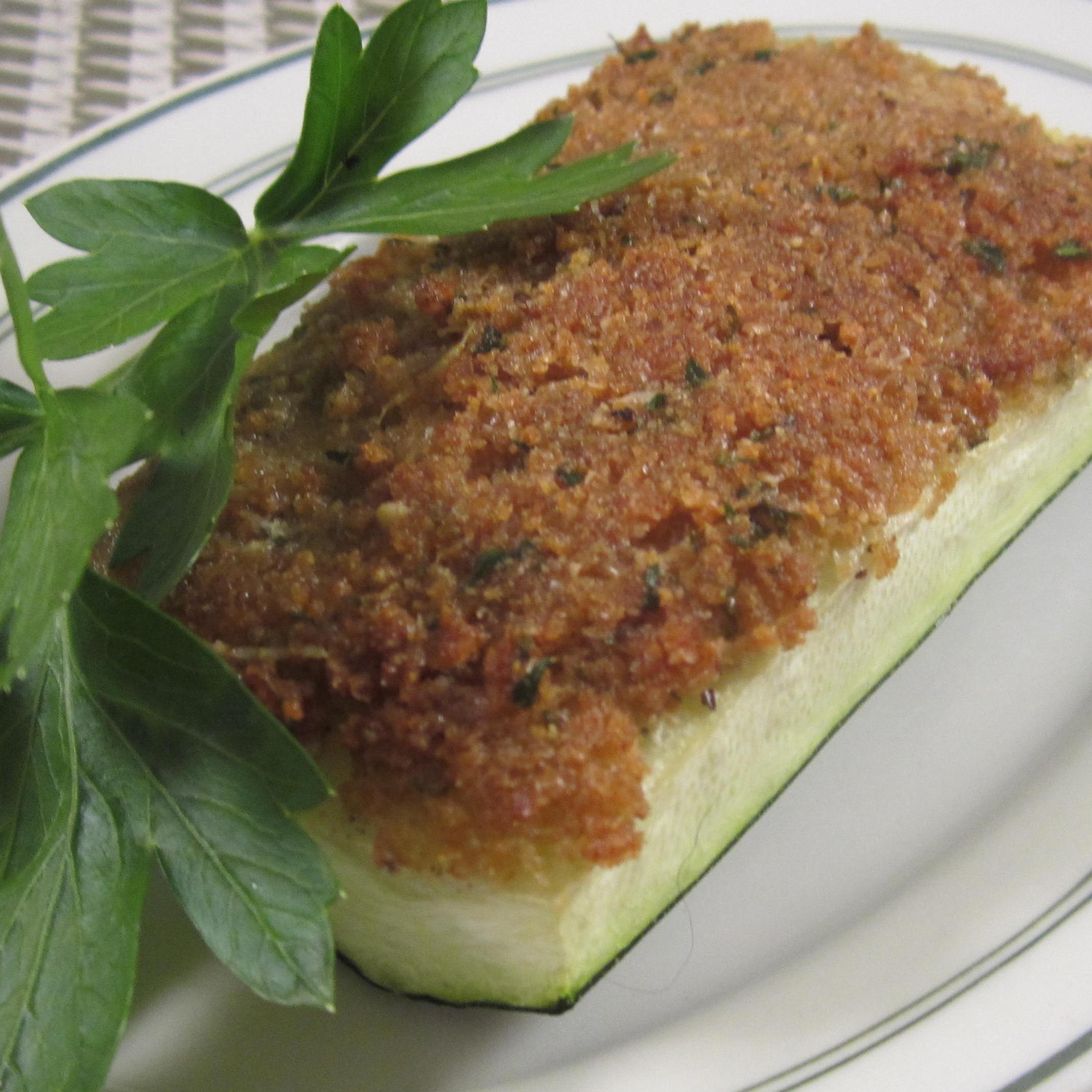 Zucchini gratin Deb C