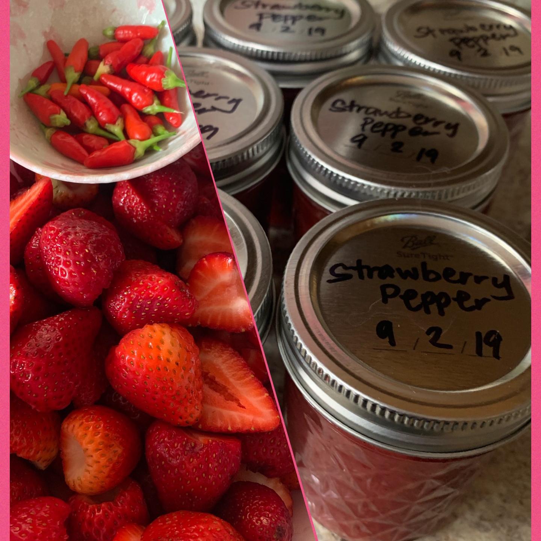 Fresh Strawberry Jam Ayshen Tanaka