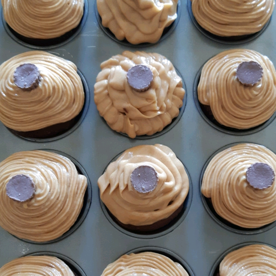 Cream Cheese Peanut Butter Frosting