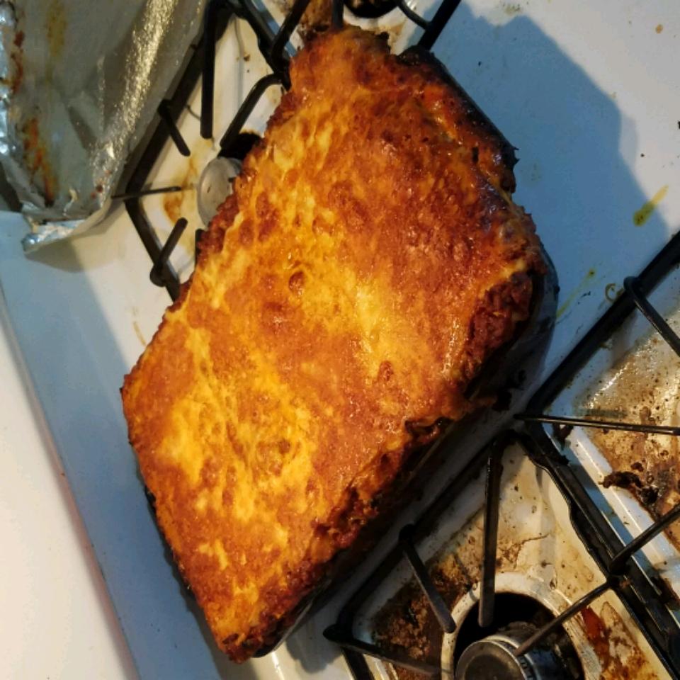 Chef John's Lasagna Tom