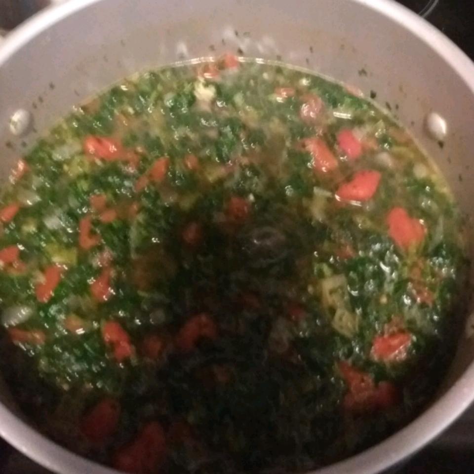 Florentine Tomato Soup Pauline
