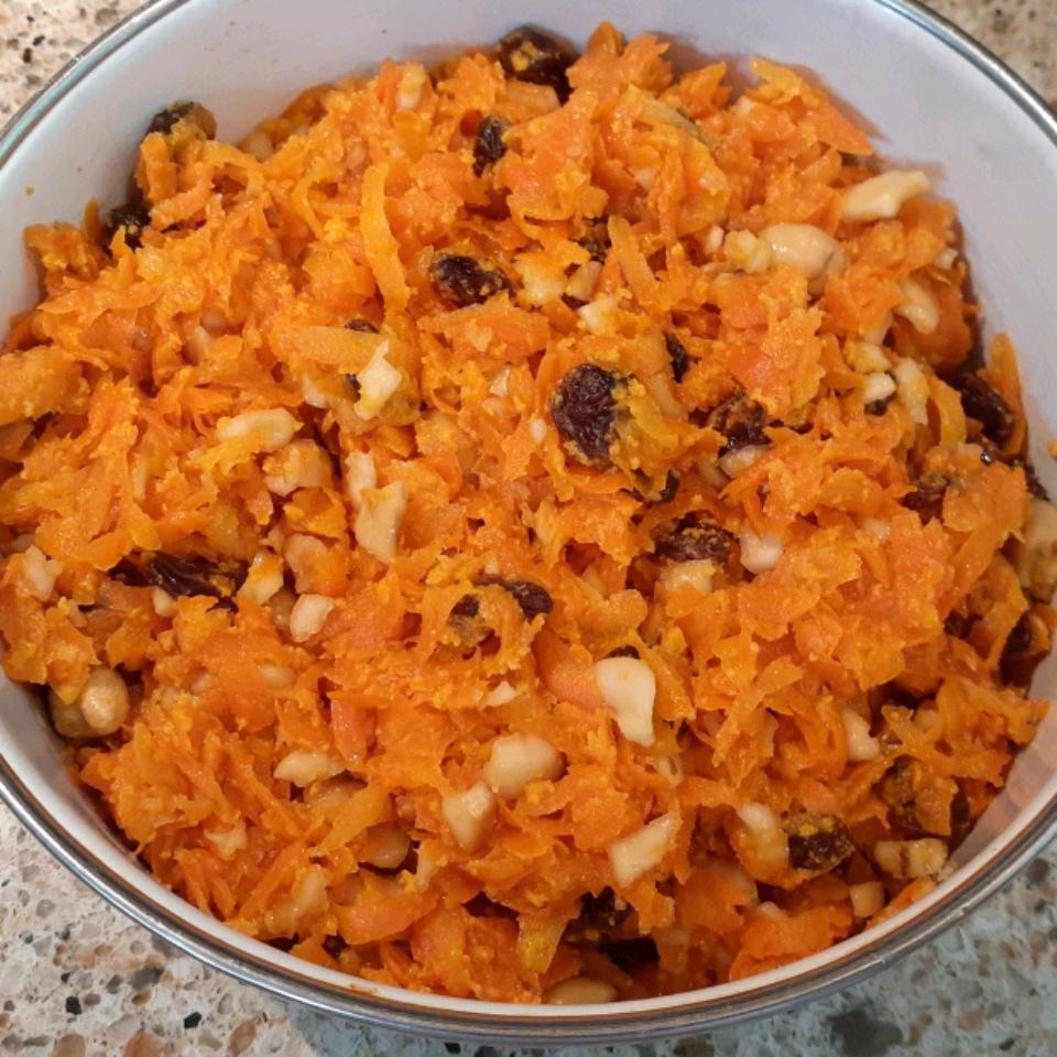Carrot Recipe Sasha