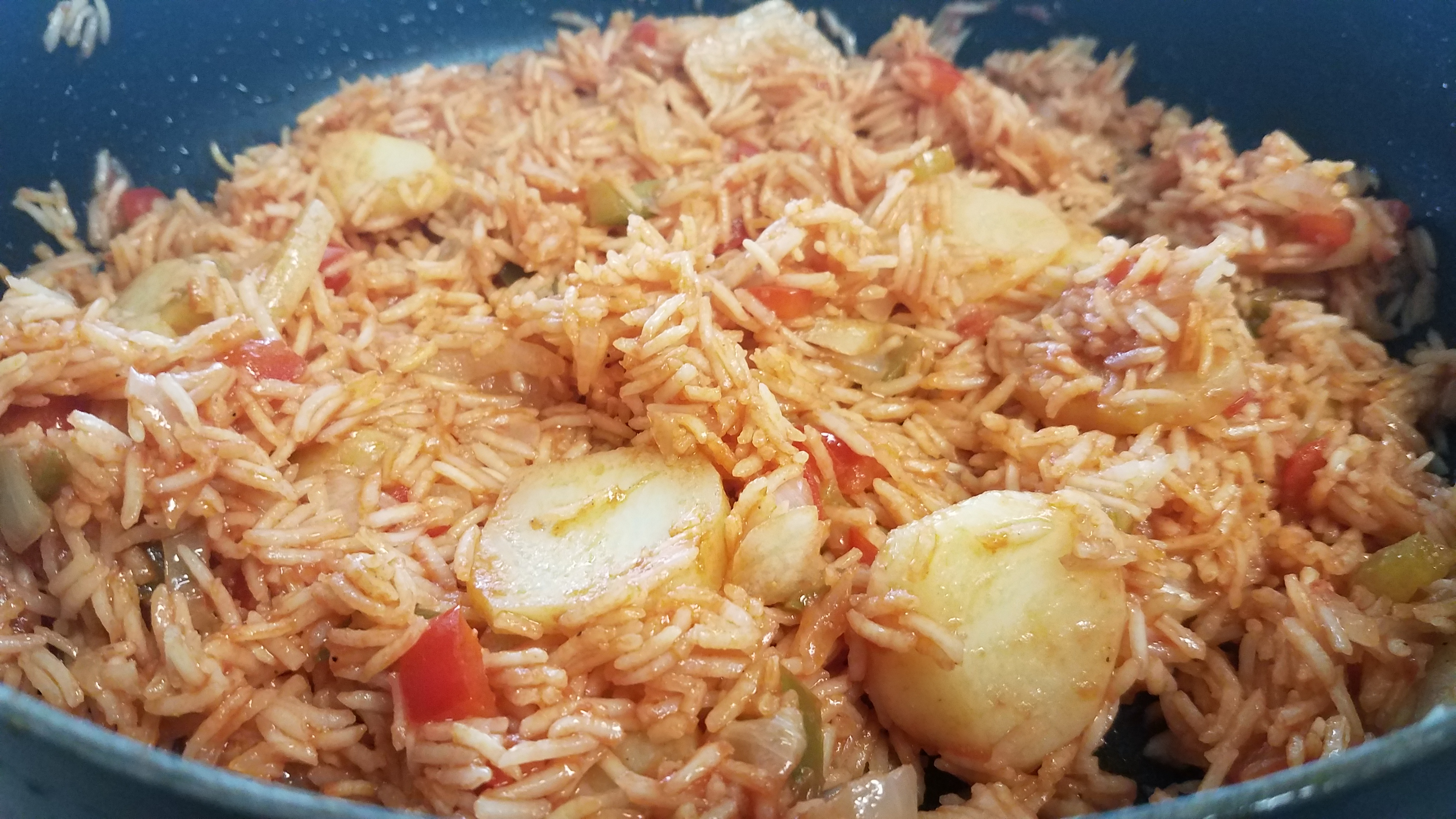 Easy Authentic Mexican Rice with Tomato H Sunshine