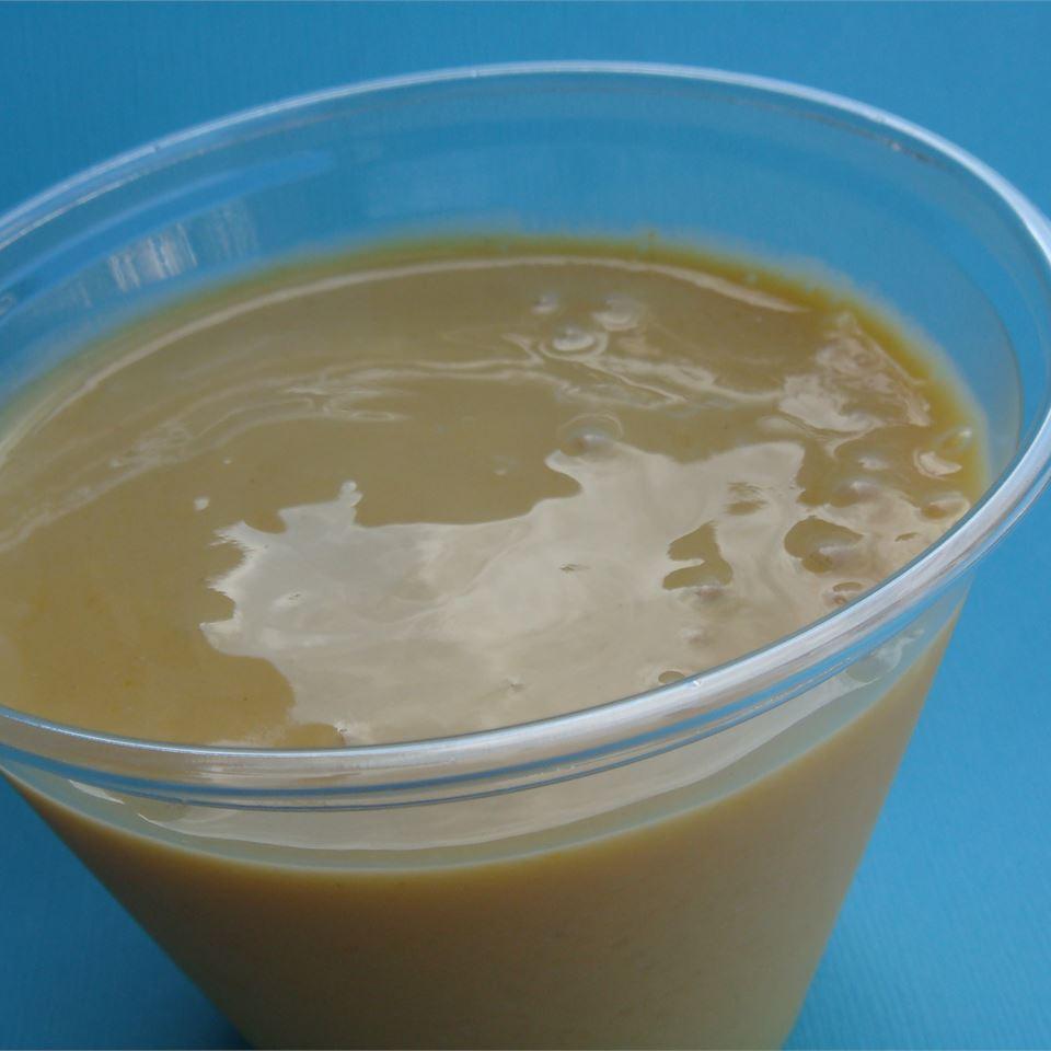 Sugar-Free Cardamom-Mango Smoothie House of Aqua