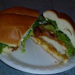 Dan's Favorite Chicken Sandwich nawfdallas
