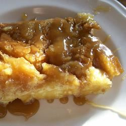 Oven-Baked Caramel French Toast