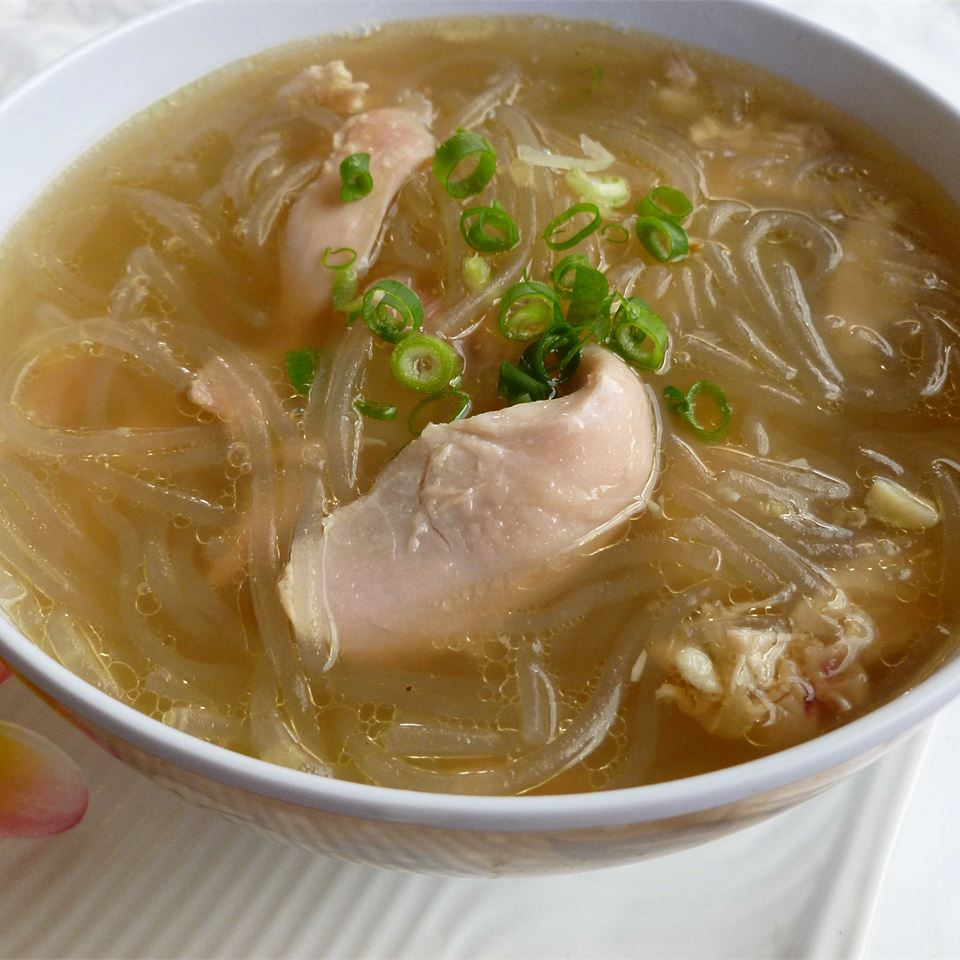Chicken Long Rice Soup