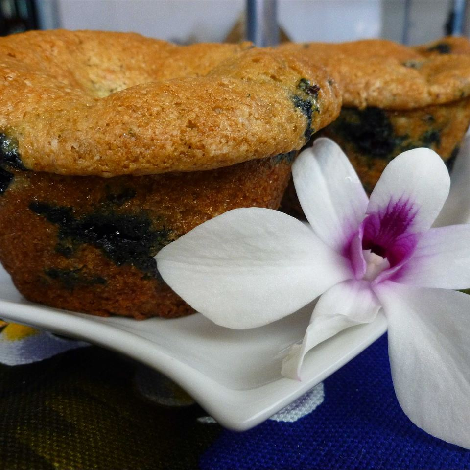 Jacky's Fruit and Yogurt Muffins OkinawanPrincess