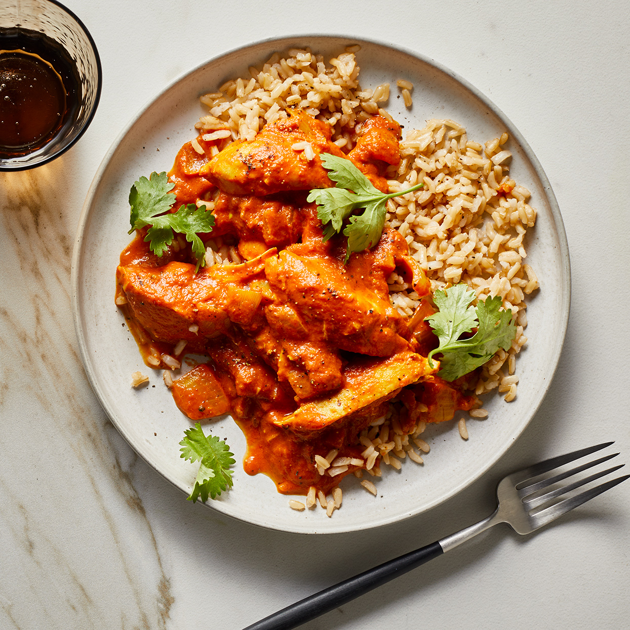 It's hard to believe you can get such a full-flavored, deeply spiced chicken tikka masala in just 30 minutes, but we did it! And, like the title says, this classic chicken tikka masala recipe really is as easy as it gets. Source: EatingWell.com, September 2019