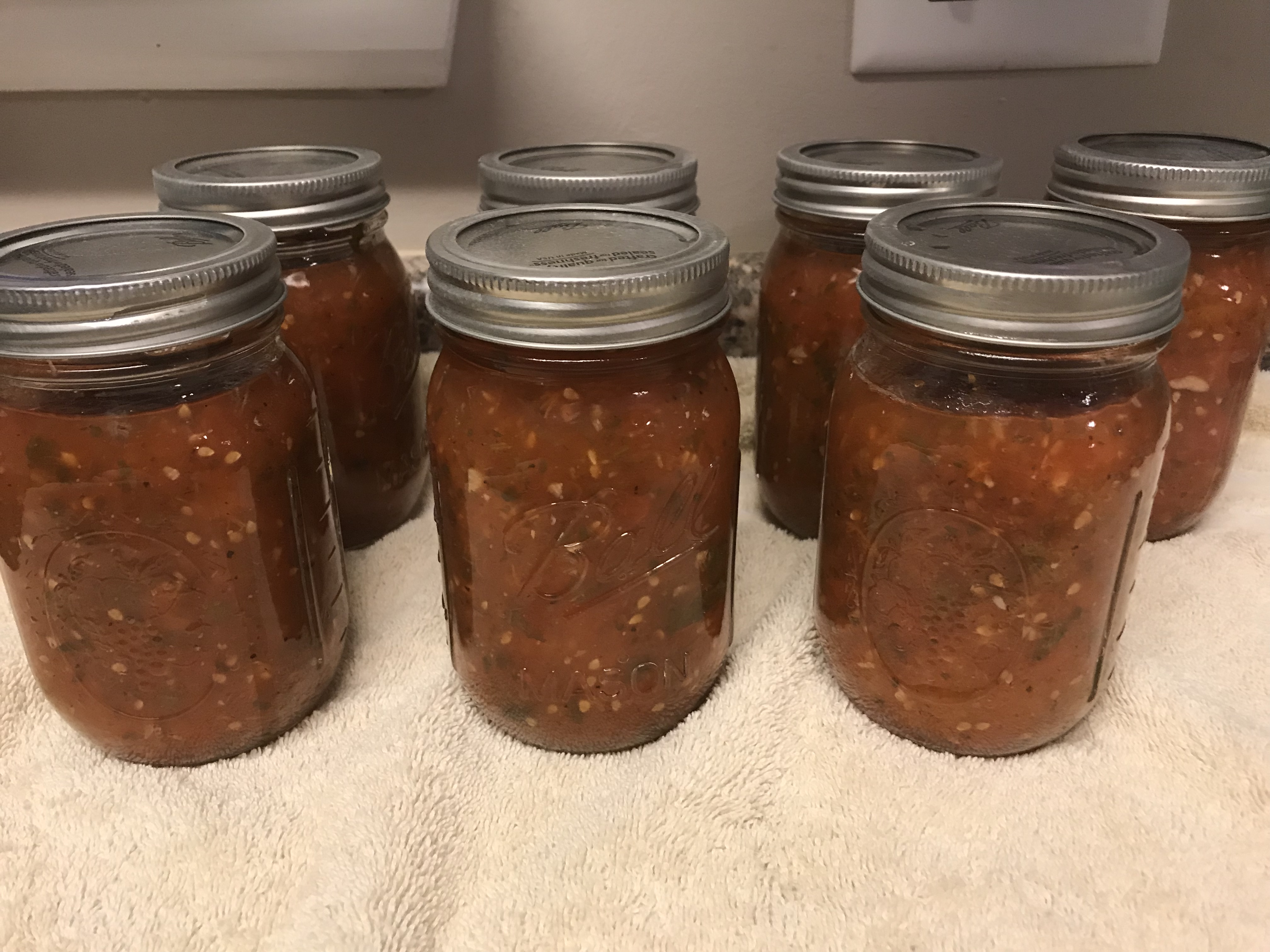The Best Canning Salsa Beth Simmons