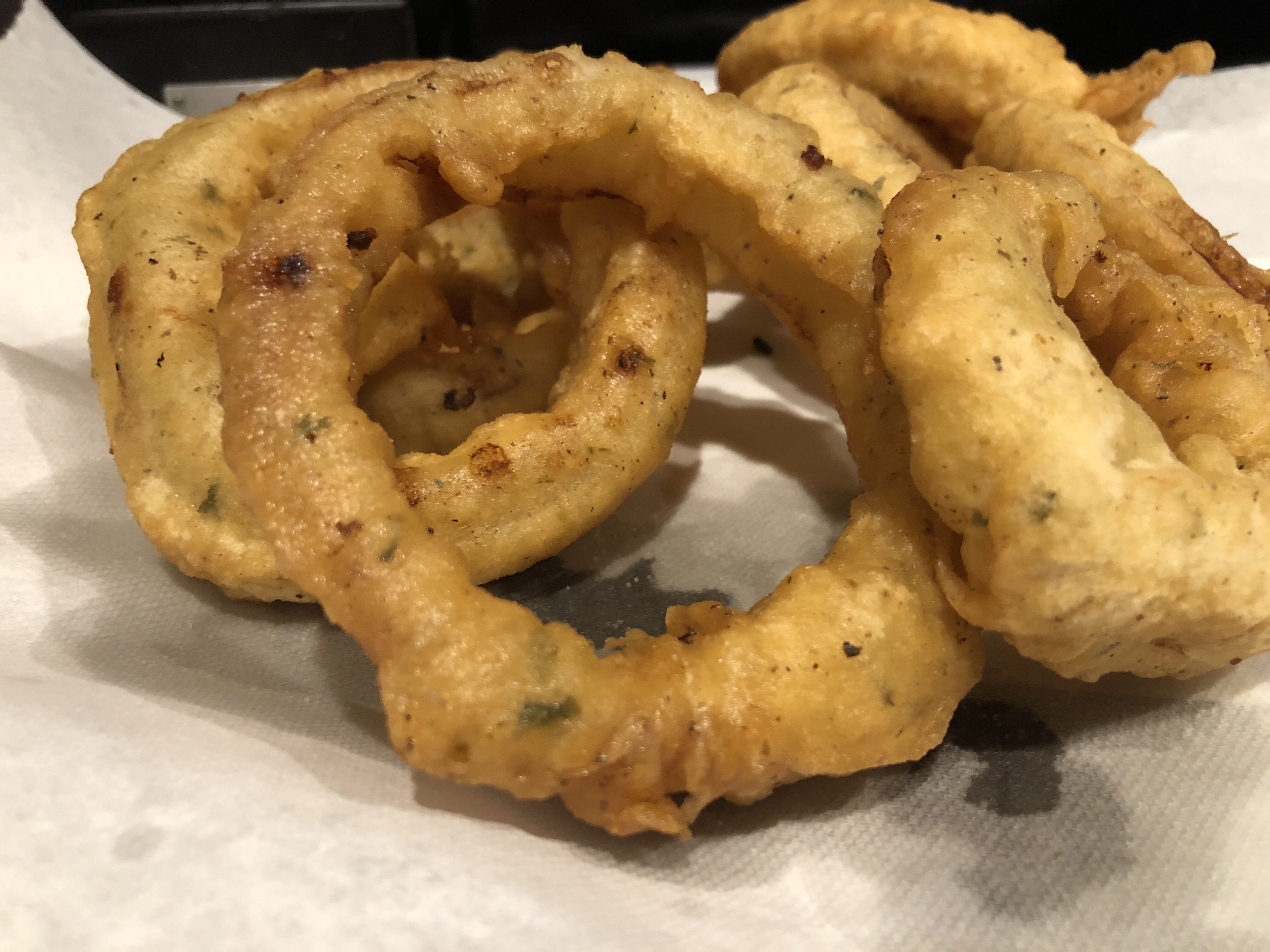 Beer Battered Onion Rings Christina Carter
