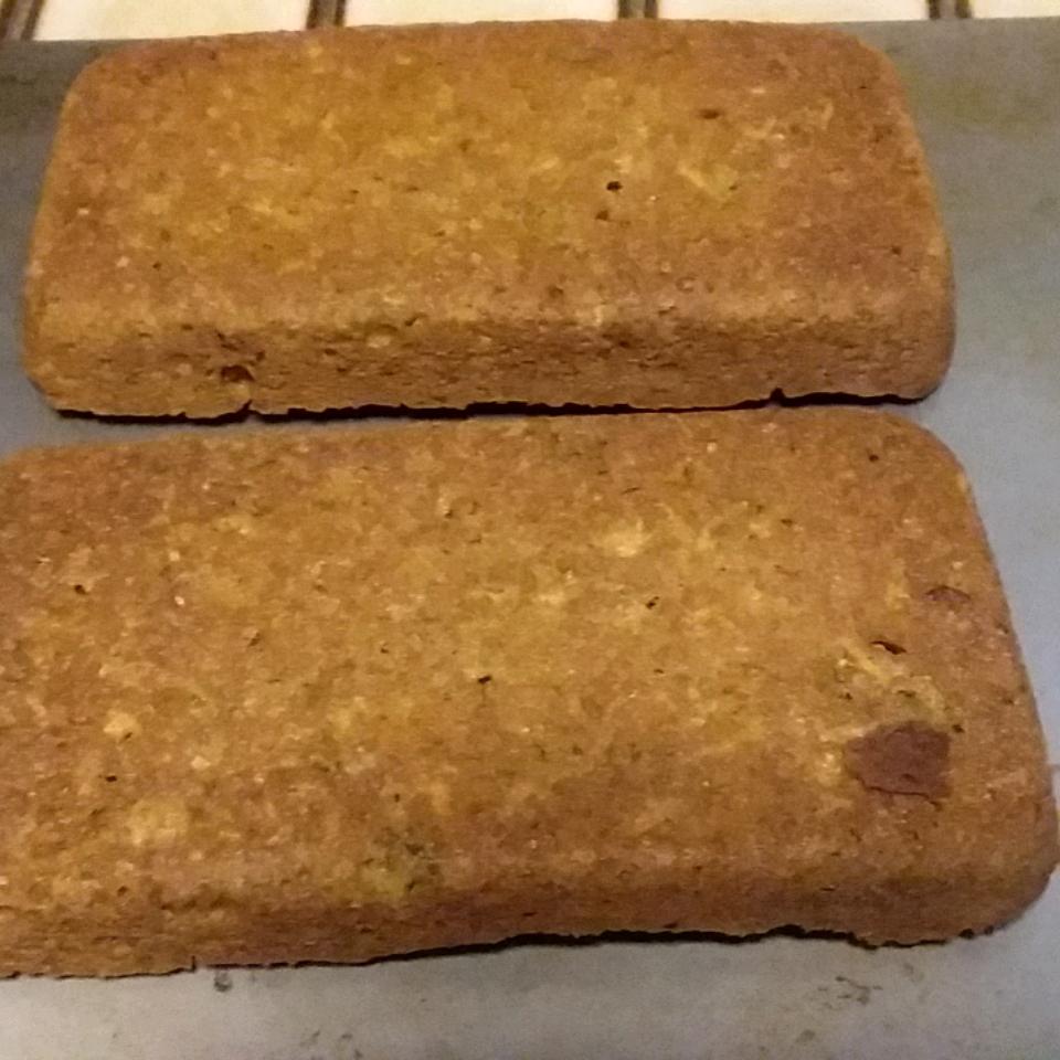 Healthier Lemon Zucchini Bread Wilma Jeann Goertemiller