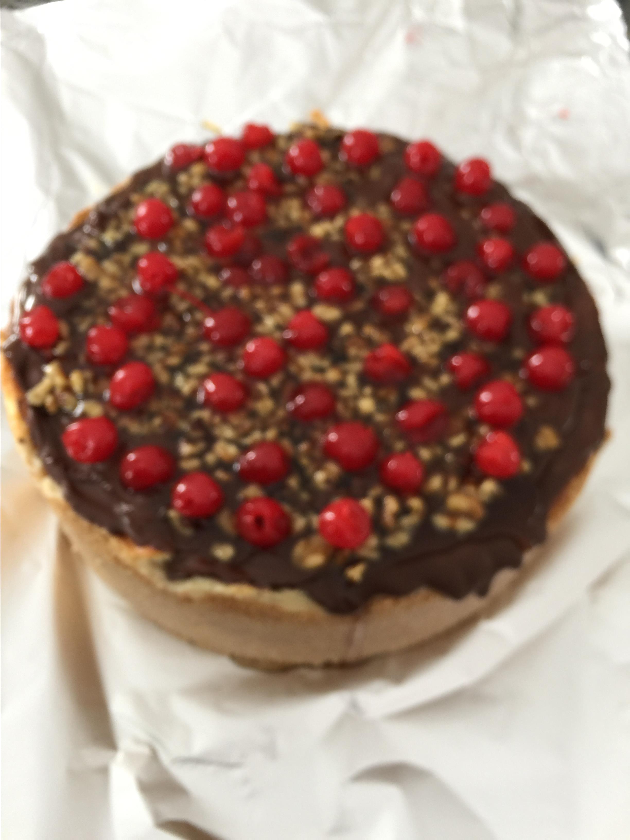 Carrot Cake Cheesecake Pamela Long-Hayes