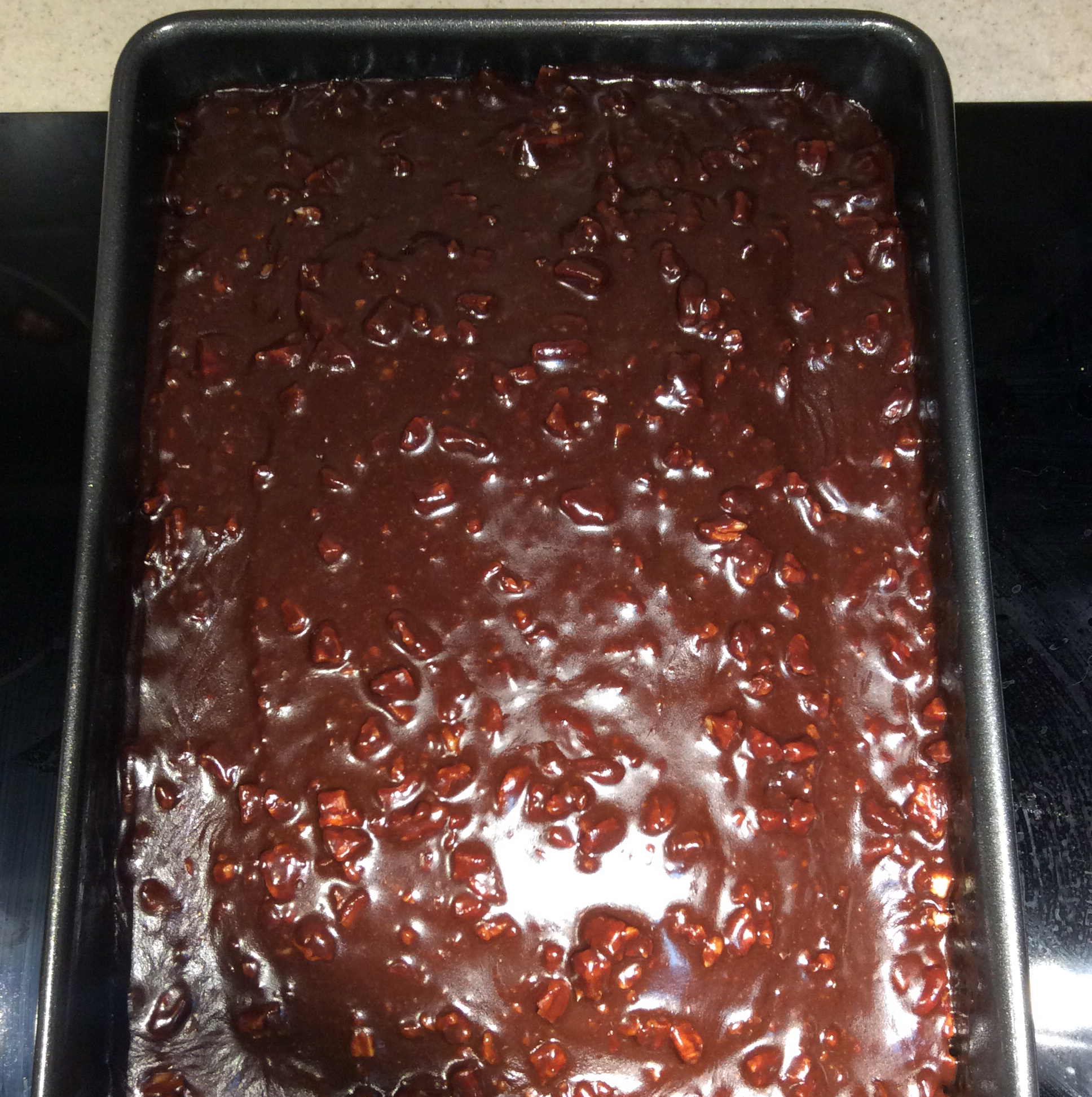 Old Fashioned Chocolate Cake Brenda Snier Cook