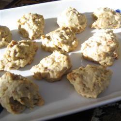 Apple Oatmeal Cookies I saminnnn