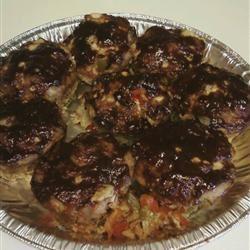 Turkey Veggie Meatloaf Cups Joyce