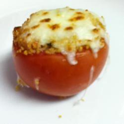 Quick Stuffed Tomatoes AshleyFoyt