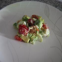 Lighter Avocado Egg Salad Pris