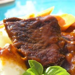Barbeque Style Braised Short Ribs image