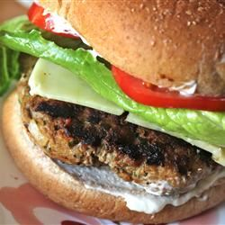 Spicy Chipotle Turkey Burgers Marisa R.