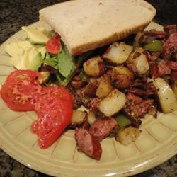 Polish Meat and Potatoes