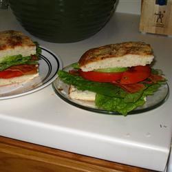 Michael's Foccacia Bread Heather