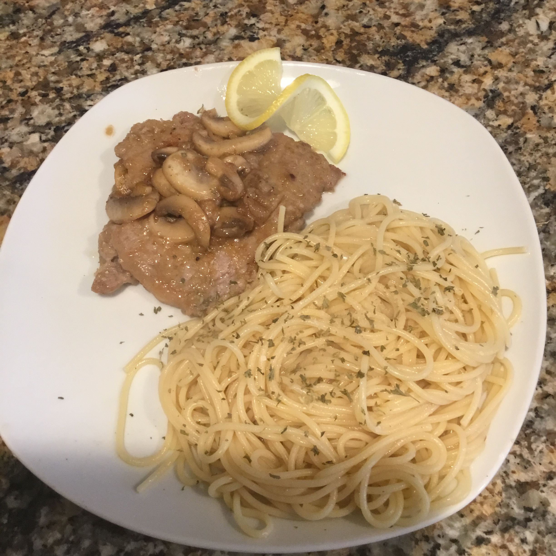 Chicken Scallopini