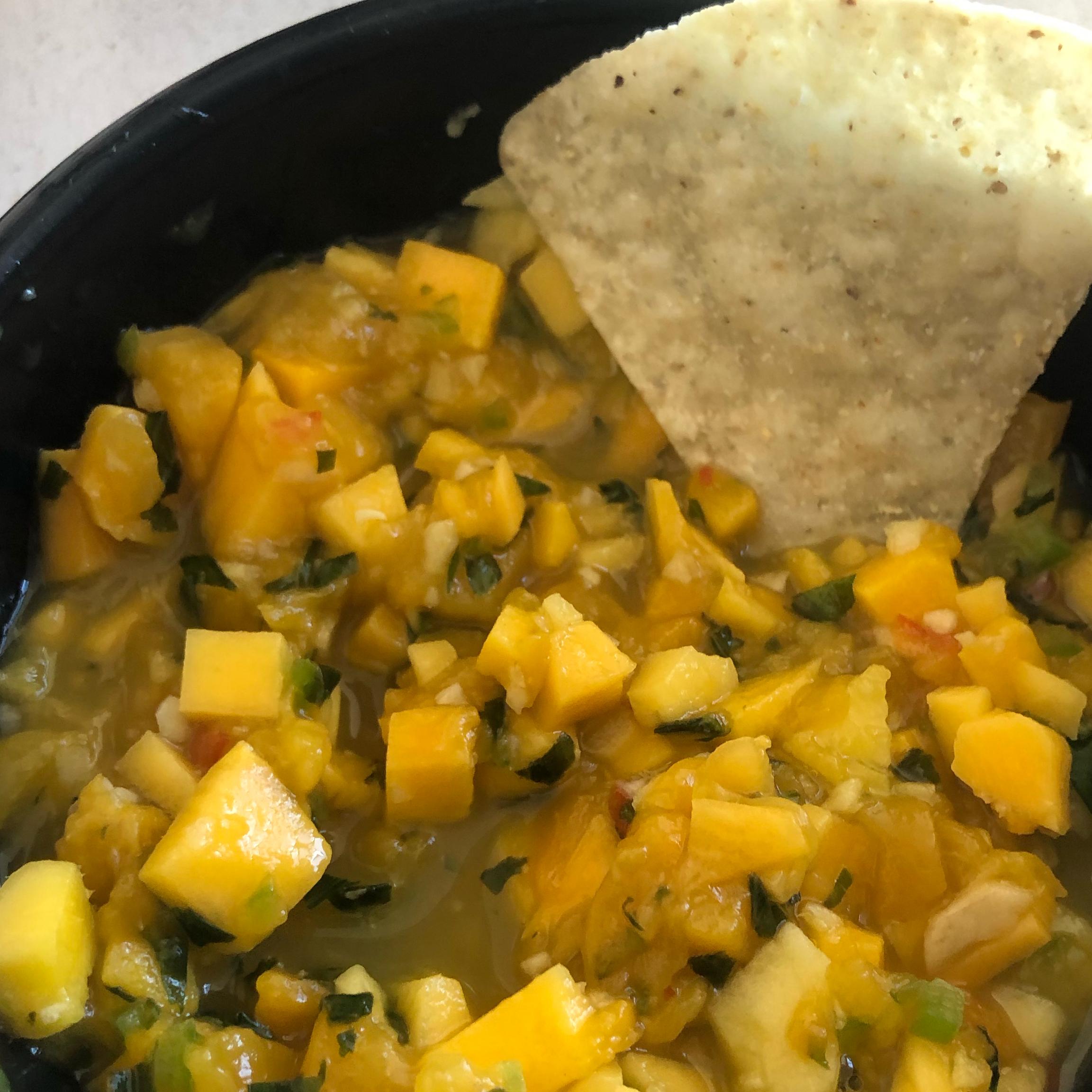Spicy Mango Salsa RLOWES