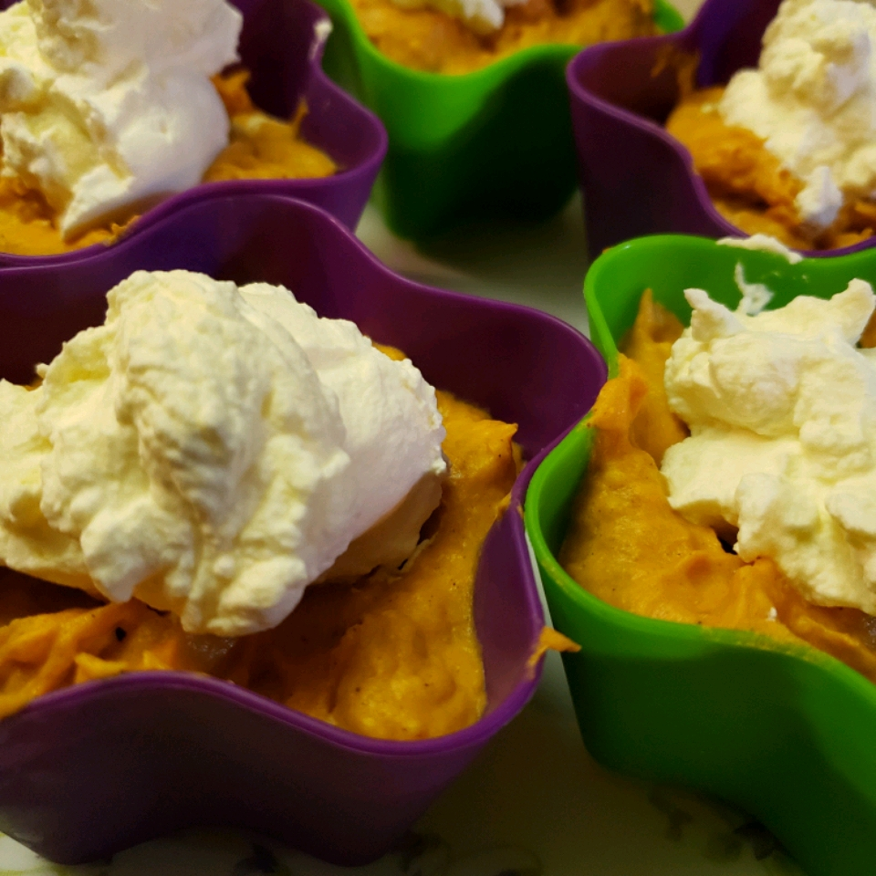 Pumpkin Pie for Dieters Ellen Forrest