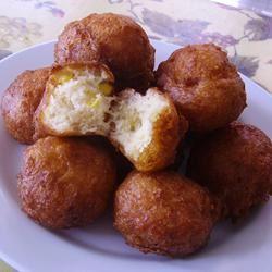 Buttermilk Corn Fritters