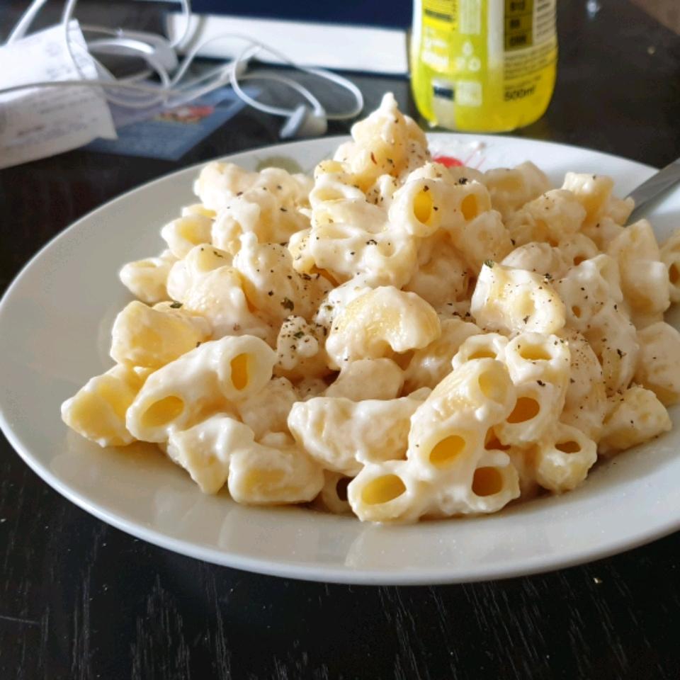 Homemade Macaroni and Cheese Joshua Ernest Jensen