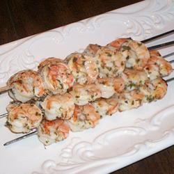 Grilled Shrimp Scampi