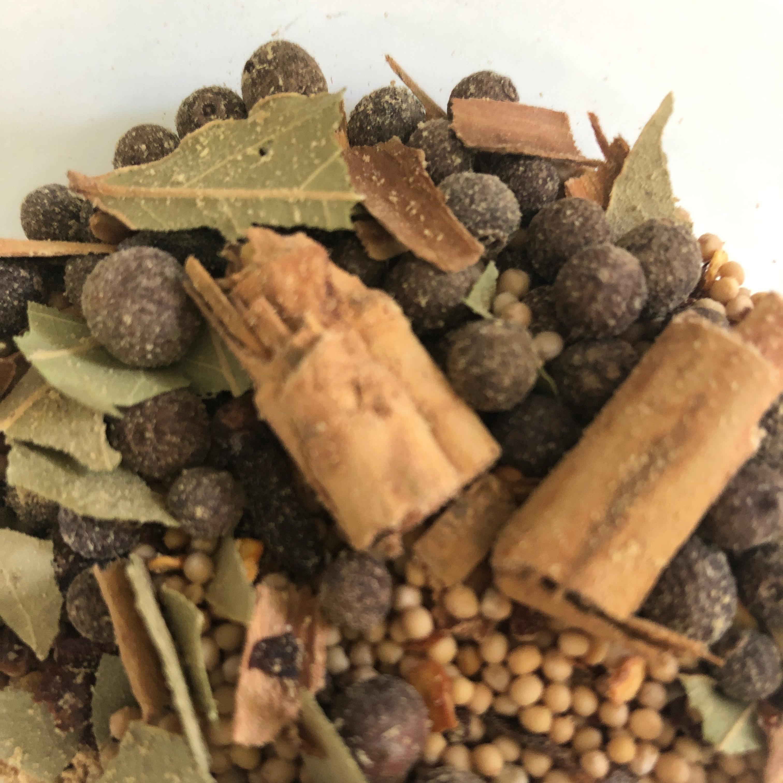 Homemade Pickling Spice Jkellerfsu
