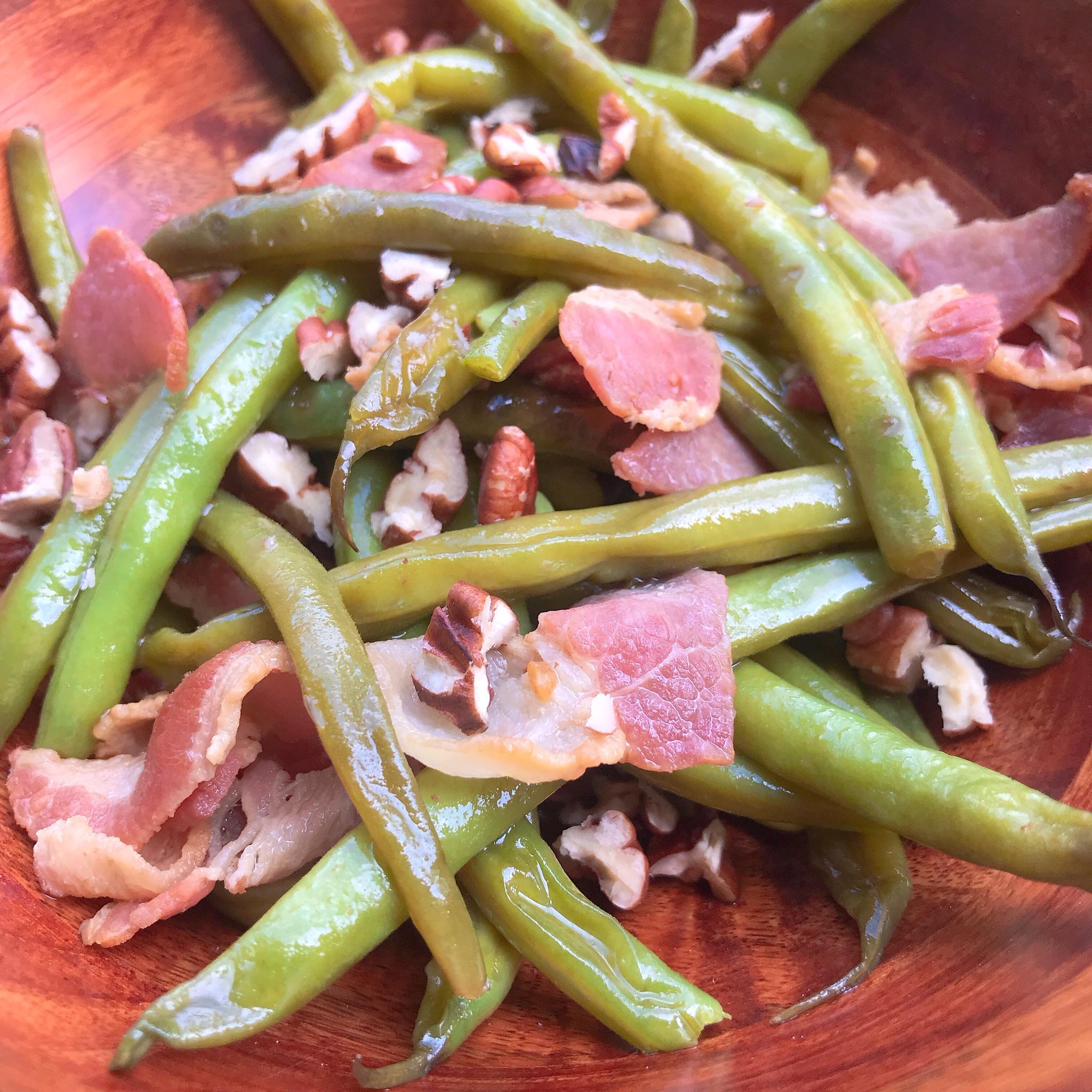 Instant Pot® Keto Green Beans