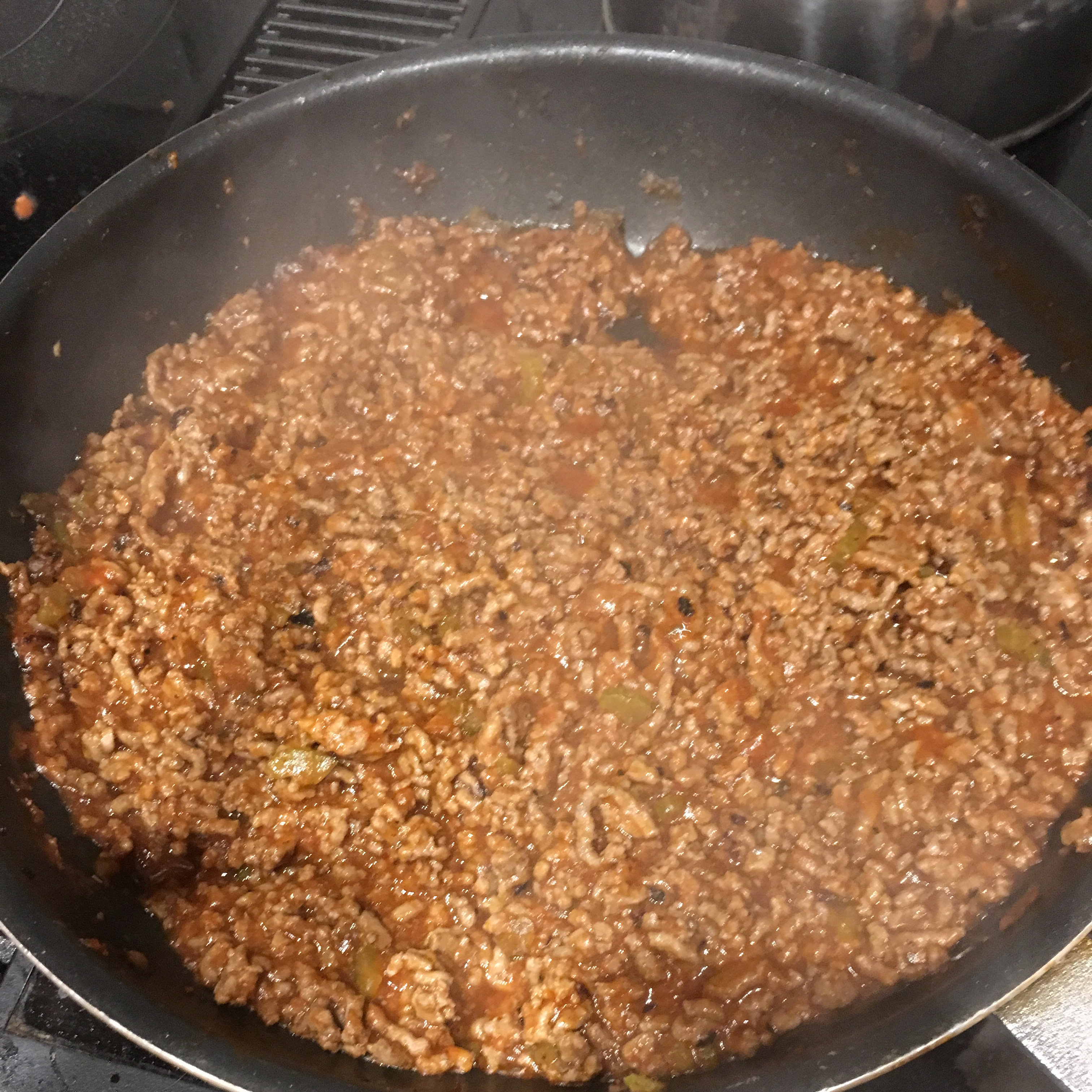 Neat Sloppy Joes