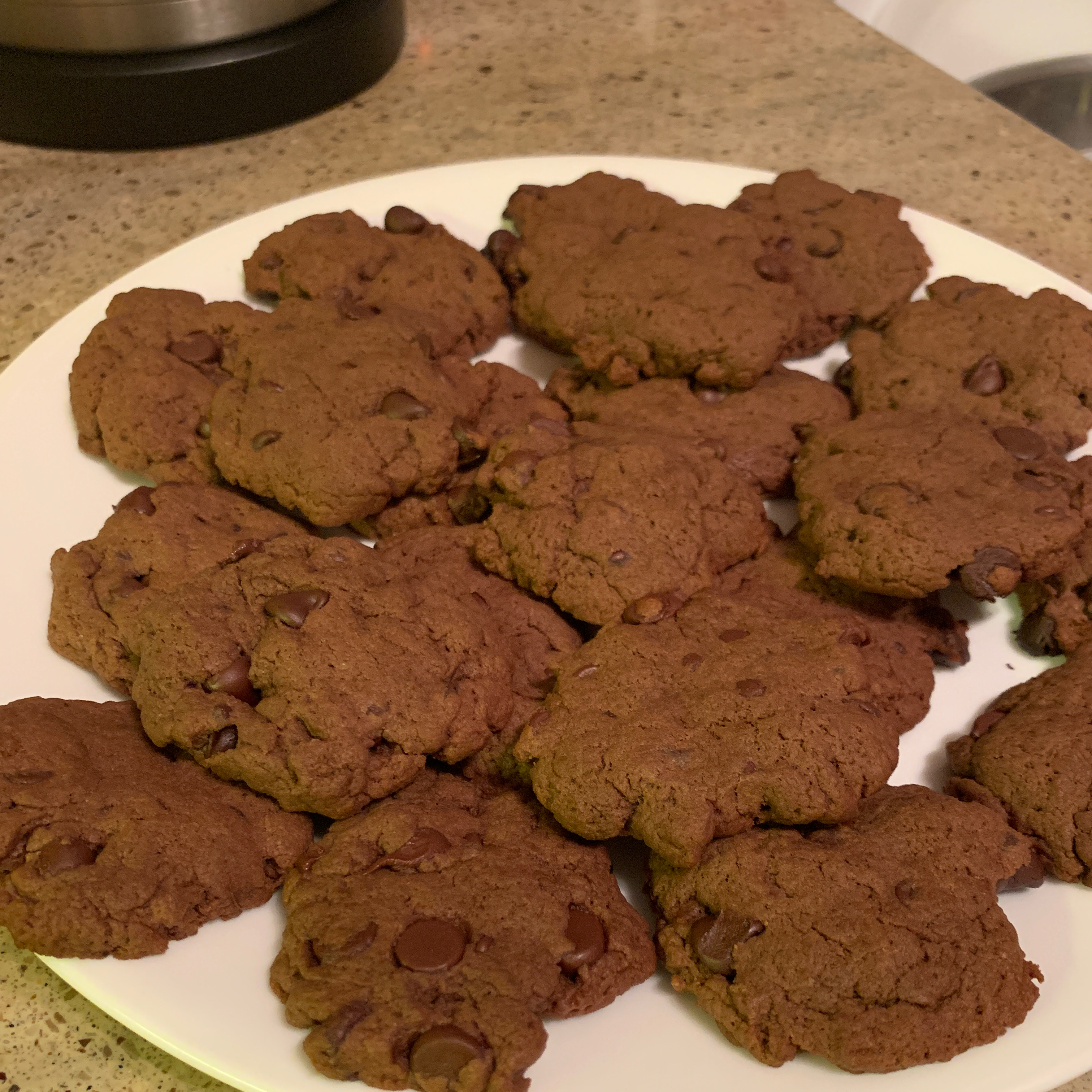 Chocolate Chip Cookies for Special Diets Shefox3
