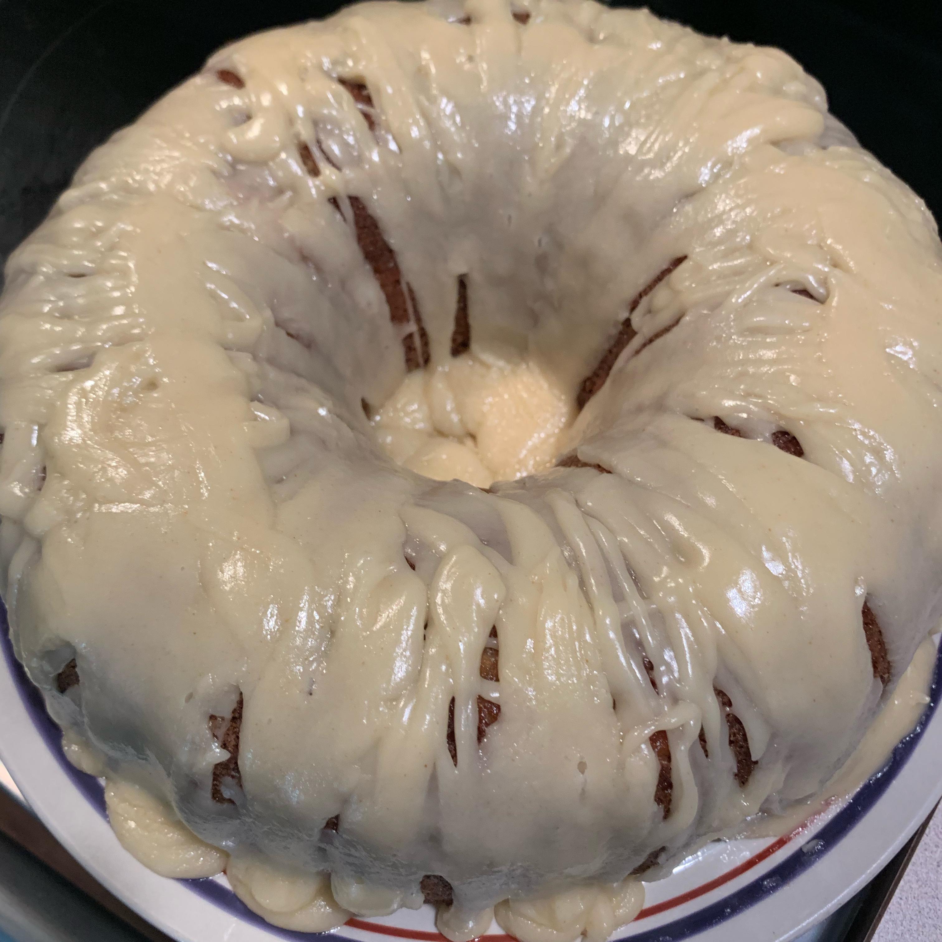 Brown Butter Pear Cake Michelle Dunbar Galloway