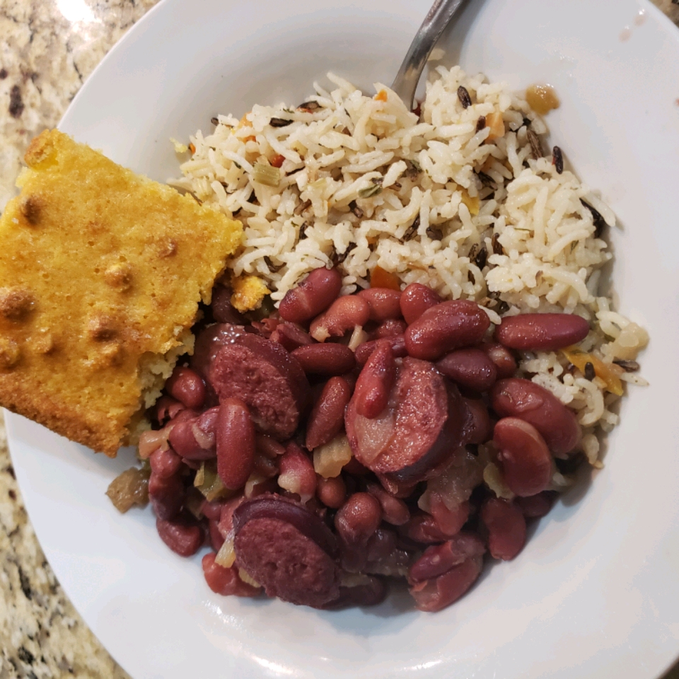 Instant Pot® Red Beans and Rice Kimberly Montgomery-Antunez