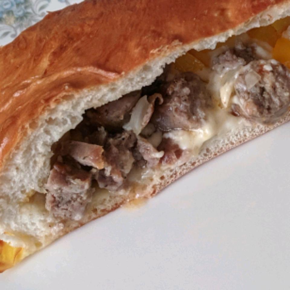 Breakfast Sausage Roll CRRL56@GMAIL.COM