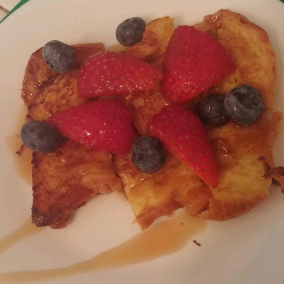 Best Brioche French Toast