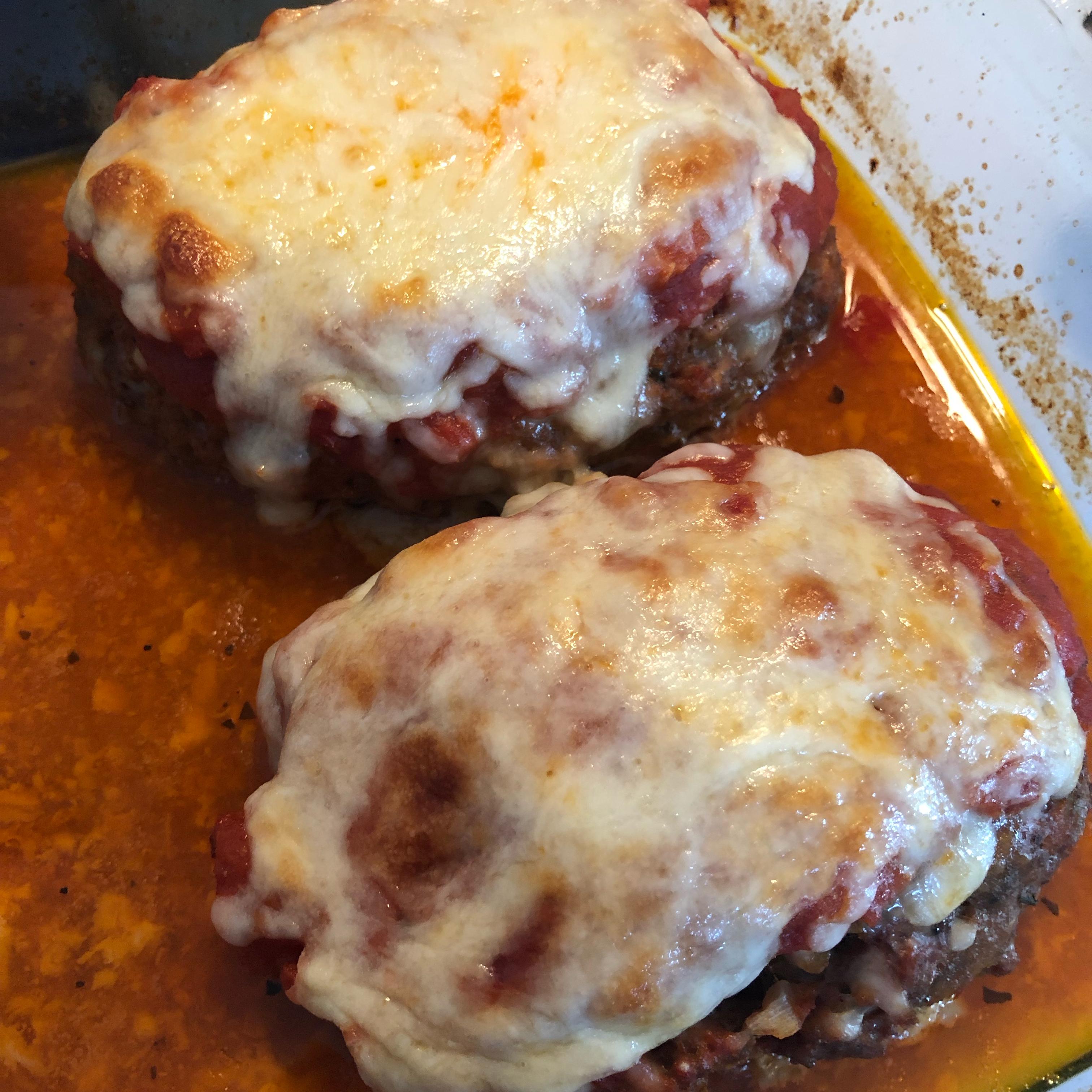 Italian Mini Meat Loaves billysgirl79