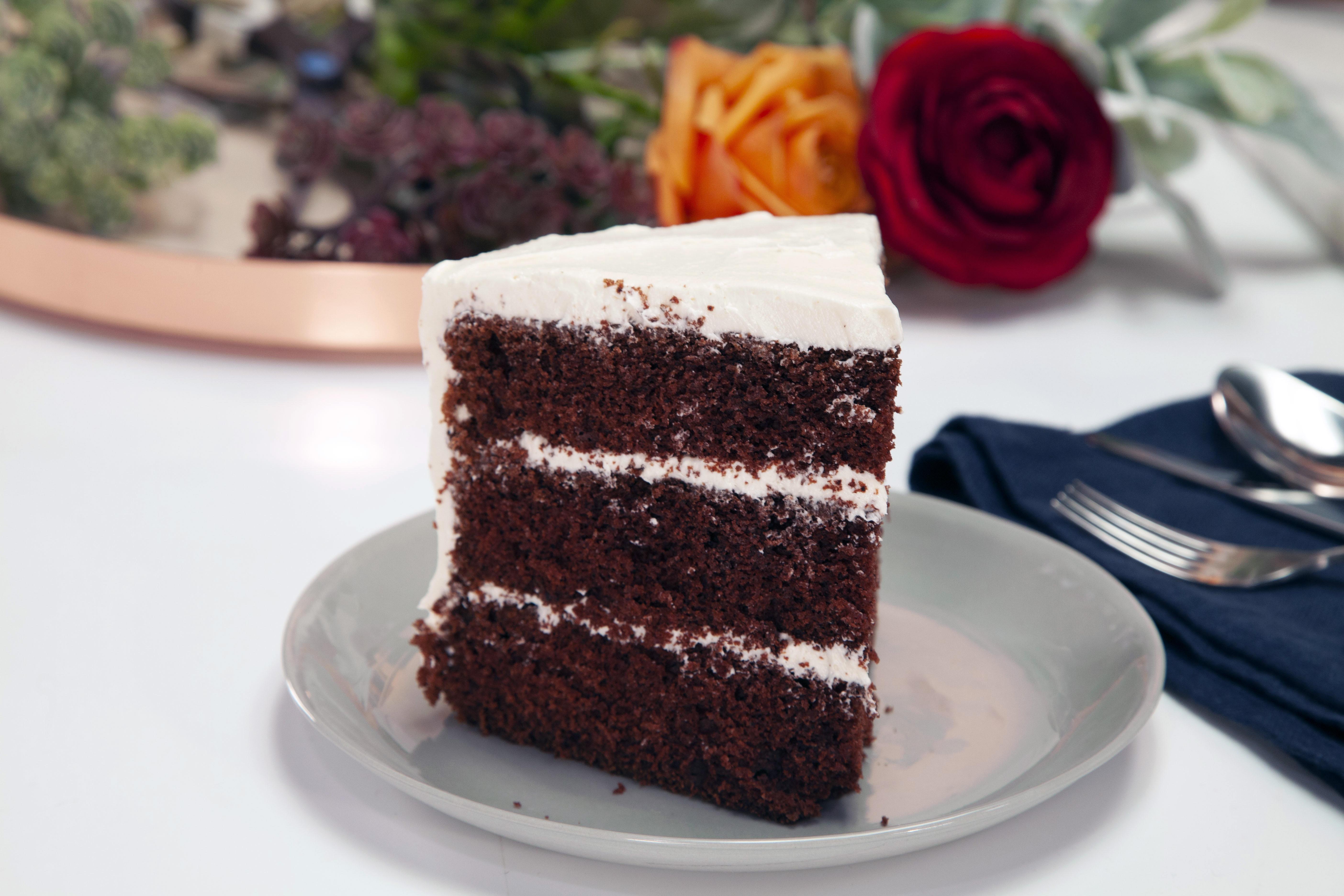 The Real Red Velvet Cake