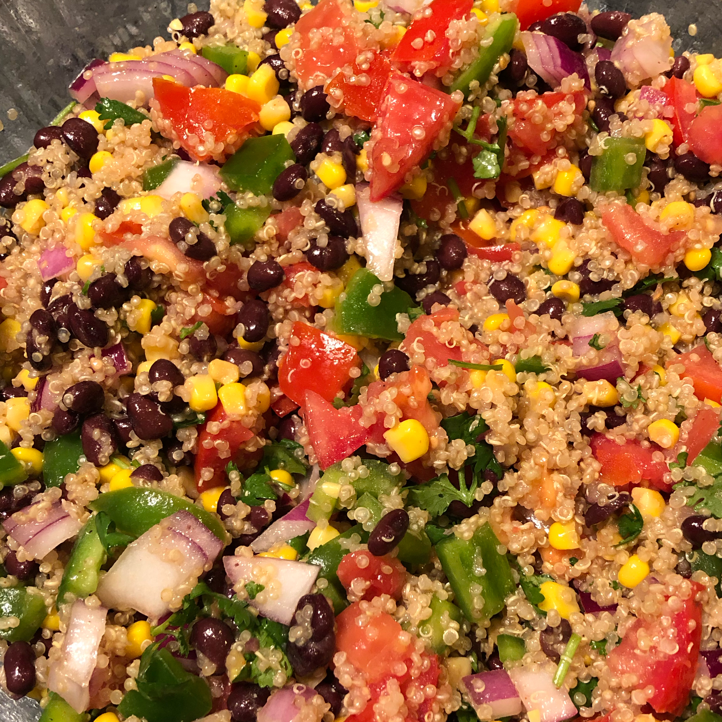 Southwestern Quinoa Salad michellema202@hotmail.com