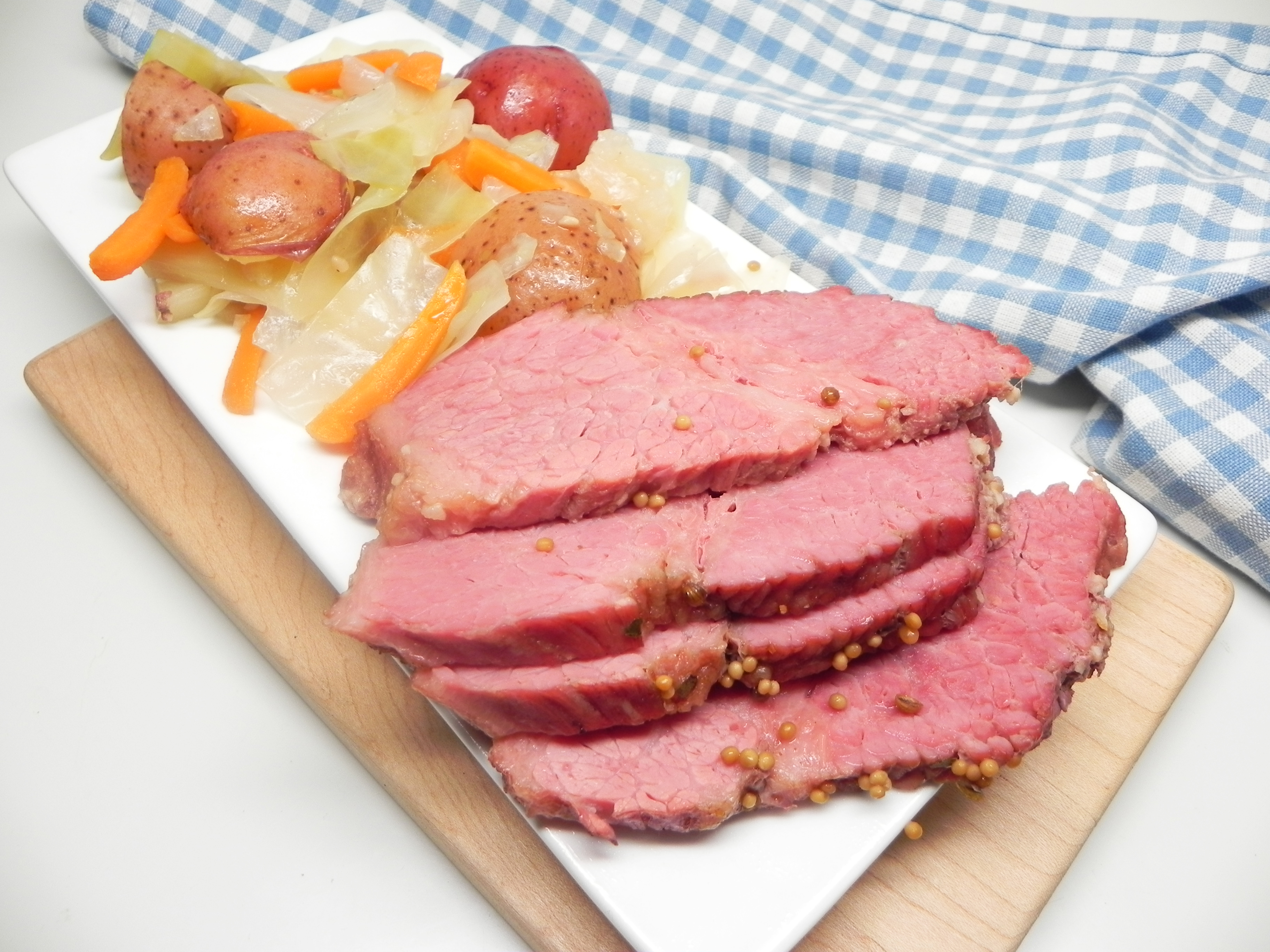 Instant Pot® Guinness® Corned Beef