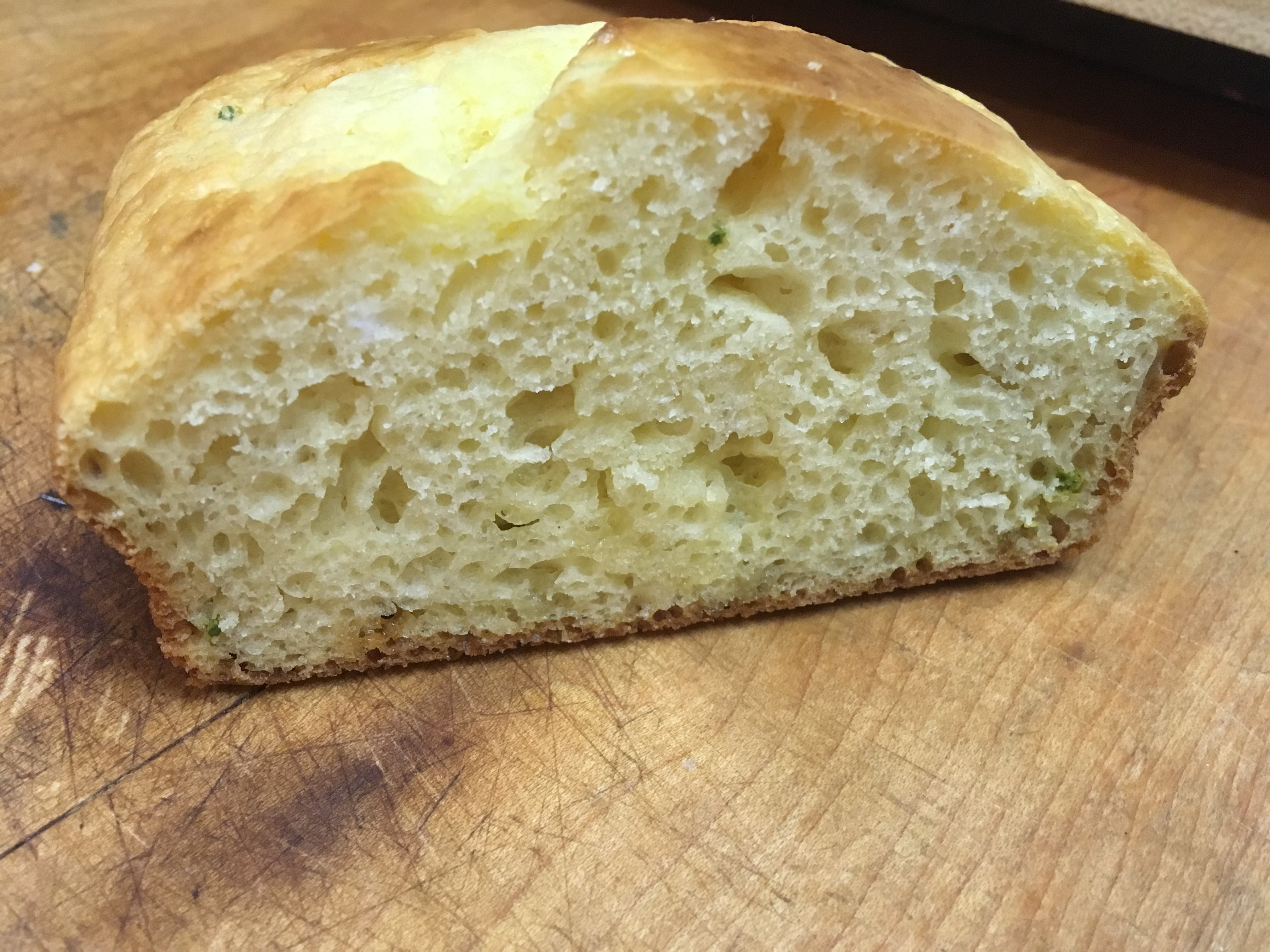 Fennel Soda Bread